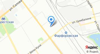 Компания Климатис на карте