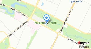 СТО Newton на карте