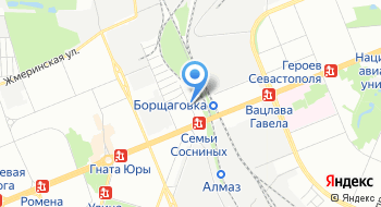 Интернет-магазин Watchpoints на карте