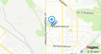 Садовый центр Украфлора на карте