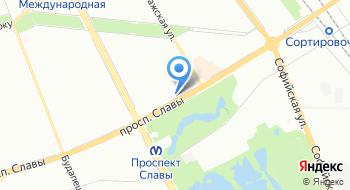 Эксперт сервис на карте