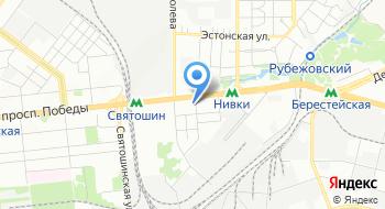 Компания Инстал-сервис на карте