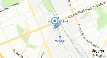 Украинская строительная компания №1 на карте