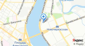 SkyRevery на карте
