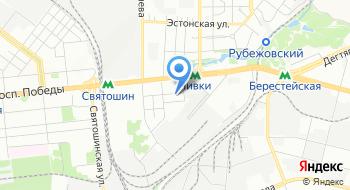 Интернет-магазин Moy3d на карте