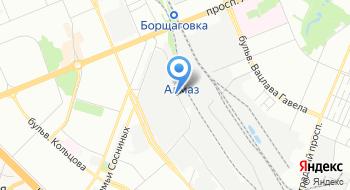 Научно-технологический центр Редуктор на карте