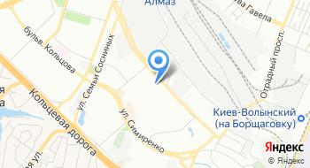 Общественная организация Шеви-Нива клуб на карте
