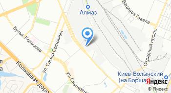 Компания PL-Мебель на карте