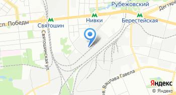 Обрий на карте