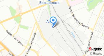 Компания Амиран XXI на карте