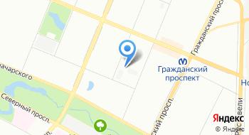 СПб ГБУЗ Детский центр восстановительной медицины и реабилитации №3 на карте
