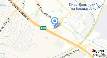 Автосервис Вольво Украина на карте