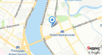 Биолайт СПб на карте