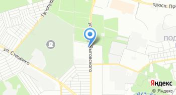 Компания Патентная студия Рудого на карте