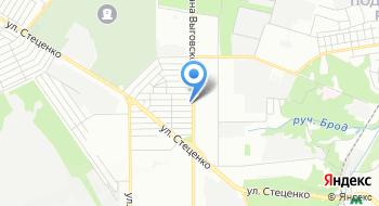 Компания Бизнесклуб на карте