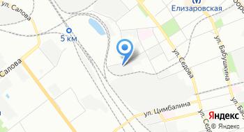 Производственная компания Штрих на карте