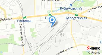 Интернет-магазин А3А4 на карте