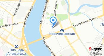 Буревестник на карте