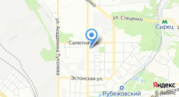 Медицинский центр Евмакс на карте