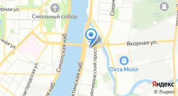Центр водоснабжения на карте