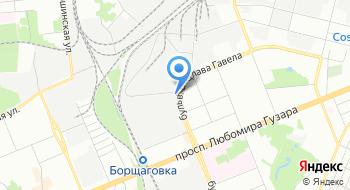 Интернет-магазин Автозапчасти на карте