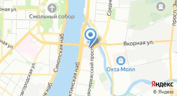 Производственно-Торговая Компания Геопорт на карте