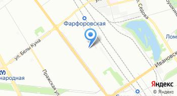 Государственное бюджетное общеобразовательное учреждение средняя общеобразовательная школа №316 с углубленным изучением английского языка Фрунзенского района Санкт-Петербурга на карте