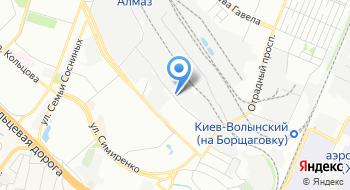 Компания СП Киев на карте