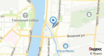 СБ Инвест на карте