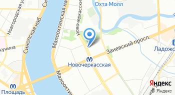 Центр-мебель на карте
