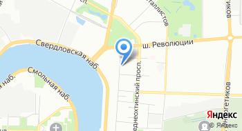 Ремстрой СПб на карте
