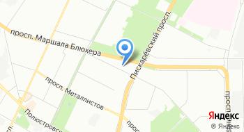 AvtoSafe на карте