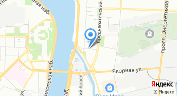 Мегамейд на карте