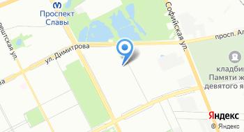 ГБОУ Школа Музыка Фрунзенского района Санкт-Петербурга на карте