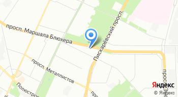 Мегаполис-СПб на карте