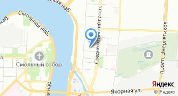 Информационно-диспетчерская служба жилищного агентства Красногвардейского района на карте