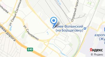Компания УкрРесурс. на карте