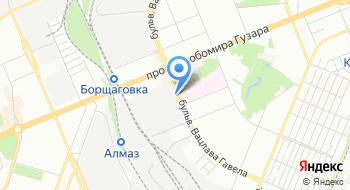 Оптовая компания Даника на карте