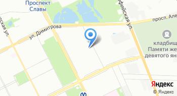 ГБОУ Школа №448 на карте