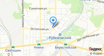 Государственная инспекция сельского хозяйства Украины на карте
