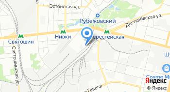 Компания Олчеми на карте
