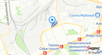 Компания АГС на карте