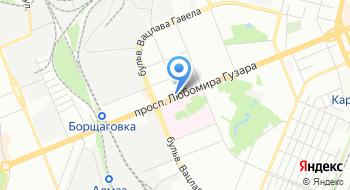 Эвакуация автомобилей на карте