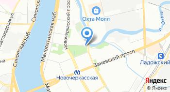Комплексный центр социального обслуживания населения Красногвардейского района Отдел социальной помощи лицам Без определенного места жительства на карте