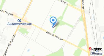 Центр образования № 633 на карте
