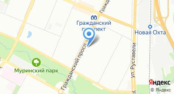 Информационно-внедренческий центр Альт на карте