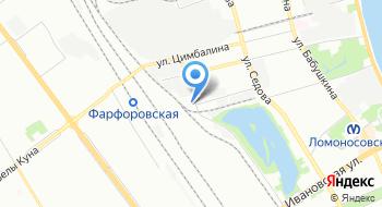Центральный Государственный Архив Санкт-петербурга на карте
