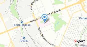 Травмпункт Городской клинической больницы для взрослых №6 на карте