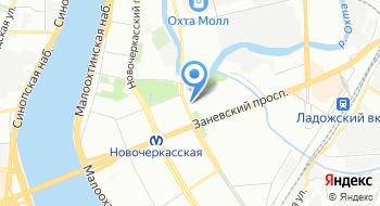 Санкт-Петербургская Общественная Организация Центр Культуры Творческого Развития Восходящая Звезда на карте
