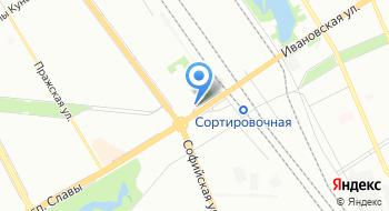 СПБ ГБУ Мостотрест на карте